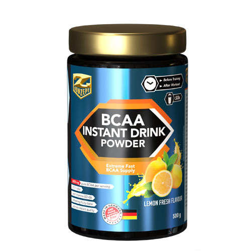 Z-KONZEPT NUTRITION BCAA INSTANT DRINK POWDER 500 G