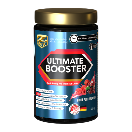 Z-KONZEPT NUTRITION ULTIMATE BOOSTER 525 G