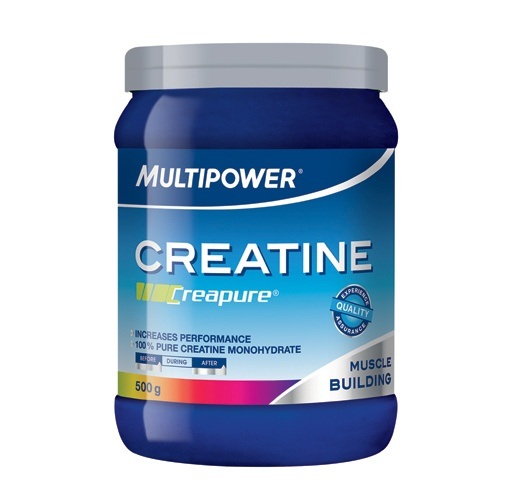 MULTIPOWER CREATINE Creapure 500g - kreatin
