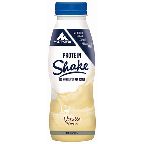 MULTIPOWER PROTEIN SHAKE hot.nápoj 330ml