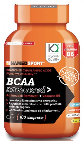 NAMEDSPORT BCAA ADVANCED 2:1:1 300 TBL.