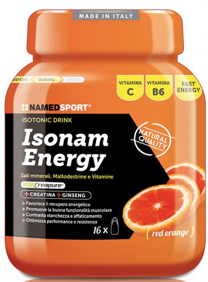 NAMEDSPORT ISONAM ENERGY