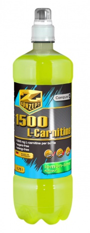 Z-KONZEPT NUTRITION 1500 L-CARNITIN DRINK 750 ML