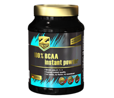 Z-KONZEPT NUTRITION 100% BCAA INSTANT POWDER 400 G NATURAL