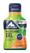 MULTIPOWER MULTICARBO ENERGY GEL - palatinose