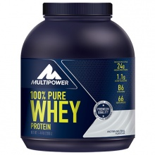 MULTIPOWER 100% PURE WHEY PROTEIN - 2000 g